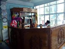 Diamond Star Hotel Yangon: reception