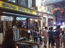 Linn Hotel - Lan Kwai Fong: surroundings