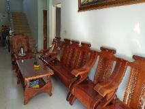 Su Pyae Sone Hotel: lobby