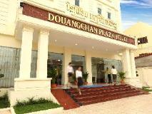 Douangchan Plaza Hotel: exterior