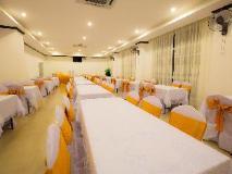 Douangchan Plaza Hotel: restaurant