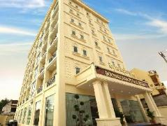 Douangchan Plaza Hotel | Laos Budget Hotels