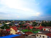 Douangchan Plaza Hotel: view