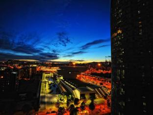 Hotel Silken Diagonal Barcelona Barcelona - View