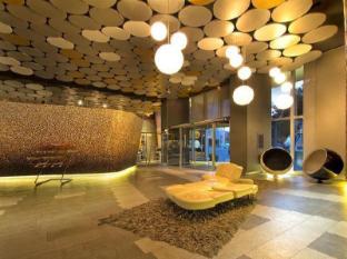 Hotel Silken Diagonal Barcelona Barcelona - Lobby