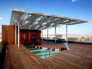 Hotel Silken Diagonal Barcelona Barcelona - Balcony/Terrace