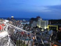 Daekuk Isleinn Hotel: balcony/terrace
