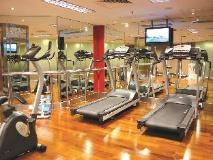 Casa Real Hotel: fitness room