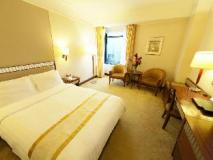 Golden Dragon Hotel: guest room