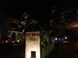 Goldi Sands Hotel Negombo - Entrance