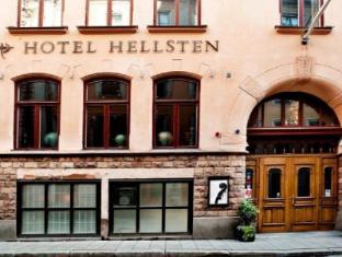 Hotel Hellsten Stockholm - Hotellet från utsidan