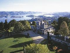 Larnach Lodge at Larnach Castle | New Zealand Budget Hotels