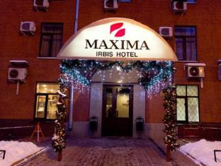 Maxima Irbis Moscow - Entrance
