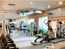 The Landmark Macau: fitness room
