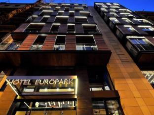 Europark Hotel Barcelona - Entrance