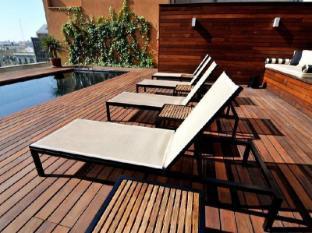 Europark Hotel Barcelona - Terrace and Pool 8 floor