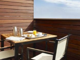 Europark Hotel Barcelona - Balcony/Terrace
