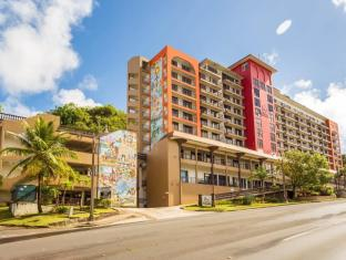 Bayview Hotel Guam Guam - Hotellet udefra