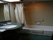 Pousada Marina Infante Hotel: bathroom