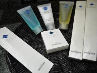 Pousada Marina Infante Hotel Macau - Bathroom amenities