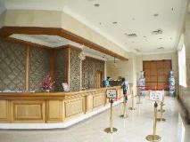 Pousada Marina Infante Hotel: reception