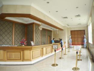 Pousada Marina Infante Hotel Makau - Recepcja