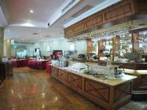 Pousada Marina Infante Hotel: restaurant