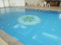 Pousada Marina Infante Hotel: swimming pool