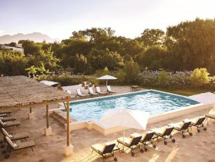 The Spier Hotel Stellenbosch - Main Swimming Pool
