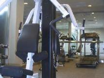 Taipa Square Hotel: fitness room