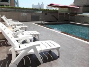 Taipa Square Hotel Макао - Басейн
