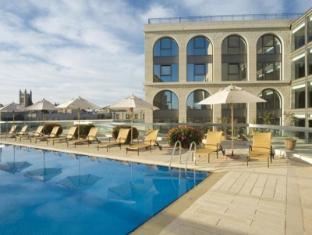 Grand Court Hotel Jerusalem - Schwimmbad