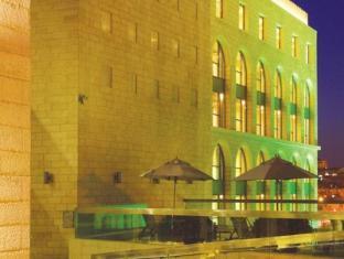 Grand Court Hotel Jerusalem - Hotel Aussenansicht