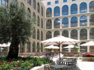 Grand Court Hotel Jerusalem - Garten