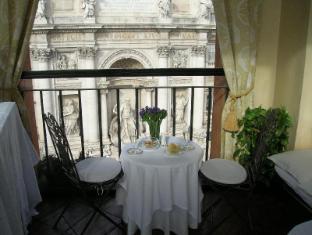 โรงแรมฟอนตานา โรม
