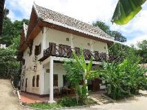 Namkhan Riverside Hotel: exterior