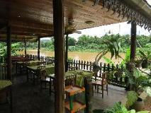 Namkhan Riverside Hotel: restaurant