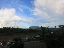 Namkhan Riverside Hotel: view
