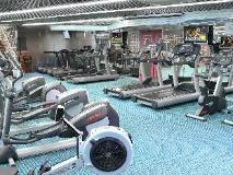 Regal Riverside Hotel: fitness room