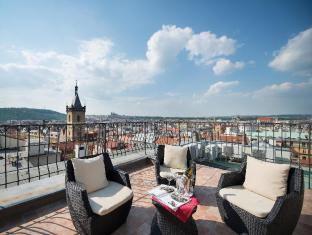 Hotel Suite Home Prague Prague - Castle view suite private terrace