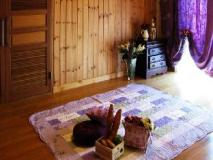 Albergue Pension: guest room