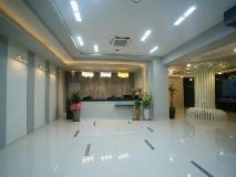 Hotel Herald: reception