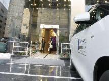 Chelsea Tower Suites & Apartments: entrance