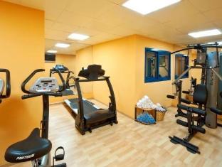 Coral Oriental Hotel Dubai - Fitness Room