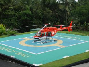 Viceroy Bali Luxury Villas Bali - Helipad