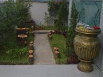 Morning Dew Bed and Breakfast: garden