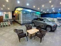 AKT @ Friend Hotel: view
