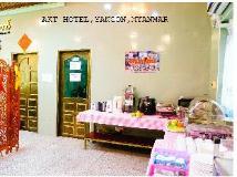 AKT @ Friend Hotel: restaurant