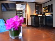 Somerset Victoria Park Hong Kong: executive lounge