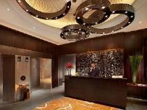 Somerset Victoria Park Hong Kong: lobby